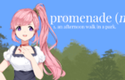 Promenade: An Afternoon Walk in a Park