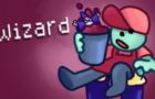 Wizard (original animation)