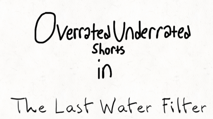 Overrated Underrated Episode 1