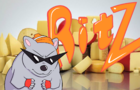 Ritz with cheese