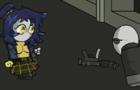 Short: Raven's Training