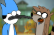 Every Regular Show episode be like...