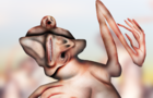 All Tomorrows Animated: Asymmetric Person