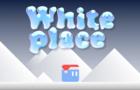 White place A platformer