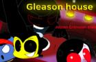 Gleason house. Japan's Crimson train