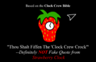 Clock Crew Crock