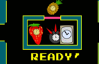 Pac-Man Eats A Pineapple