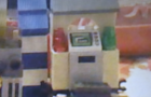 Man and an ATM