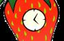 Clock Day Clock Stopper