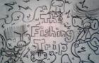 Jeremy & Christopher in: The Fishing Trip - The Trio Birgade