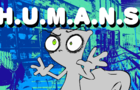 H.U.M.A.N.S. : Foamy The Squirrel