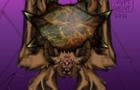 Cosmic Orb-Bat Timelapse