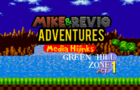 Mike & Revio Adventures Media Hijinks - Green Hill Zone Act 1