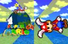 Super Mario 64 2D Remake DEMO (NO LEVELS)