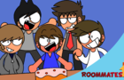 Roommates - Cake Bash