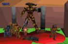 Knee-Deep In ZDoom Intro - 3DMM remake