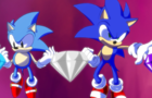 Super Sonic Flash-Back (Sonic Rebound)