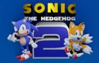 Sonic The Hedgehog 2 INTRO - 3D RECREATION