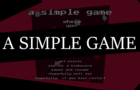 a simple game