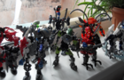 Untilted bionicle stopmotion compilation (2012-2013)