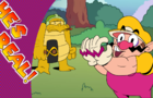 Wario Meets the Hammer