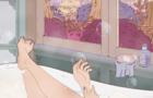 Short test animation- Bath-