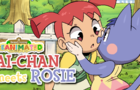 Ai-chan Meets Rosie | Animal Crossing Reanimated