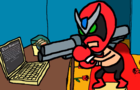 Strong Bad Kills the Lappy
