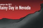 Rainy Day in Nevada