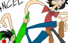 Wally and Ancel Animation Test