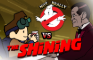 The Not Really Ghostbusters vs The Shining