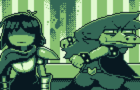 GOD damnit KRIS (Gameboy'd)