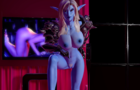 Night in the Club with Sylvanas