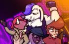 Punch Drunk Monkey : Round 1