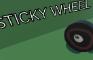 Sticky Wheel