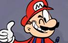 Mario is Chris Pratt