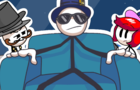 Henry Stickmin: Dubstep Sunglasses