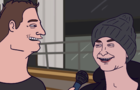 best interview ever animated (Kyle from Indiana)