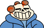 Why Does Sans Have Meatballs on His Face?