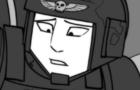 Eldrad Saves a Guardsman