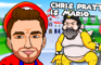 Chris Pratt is MARIO?!