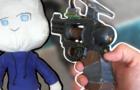 Gmod Tool Gun IRL (Blender VFX)