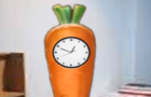 carrot clock