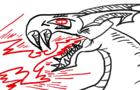 Dragons doing stuff