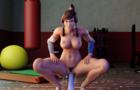 Korra's Training