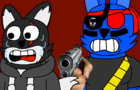 Animacion armless / You moster / Wroxy vs Variel