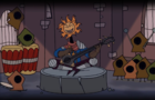 ThePruld Animated, Patron Saint of the CAZZO