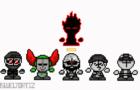 Madness pixel dance