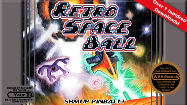 Retro Space Ball (beta 1.5.8 demo)