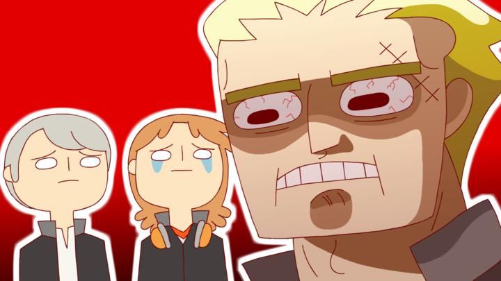 [Persona 4] Animated Comic Dub (part 3)